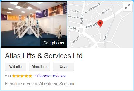Atlas - Aberdeen - Stairlifts, Lifts